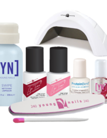 Gellak Kit met YoungNails lamp