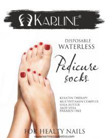 Pedicure sokken