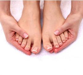 Cursus verzorgde voeten